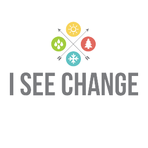 I SEE CHANGE logo