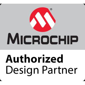 Microchip Authorized Design Partner logo